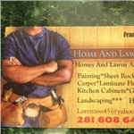 home and lawn service Cover Photo