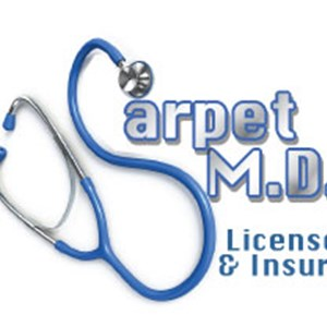 Carpet M.d. Logo