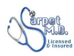 Carpet M.d. Logo
