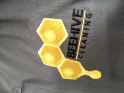 Beehive Cleaning Logo
