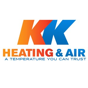 K&k Heating and Air Logo