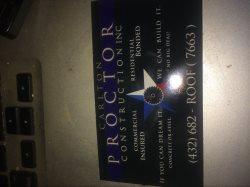 Carlton Proctor Construction Logo