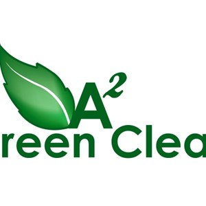 A2 Green Clean Logo