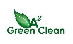A2 Green Clean Logo