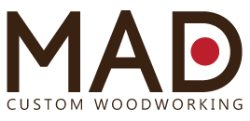 Mad Custom Woodworking Logo