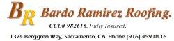 Bardo Ramirez Roofing Logo