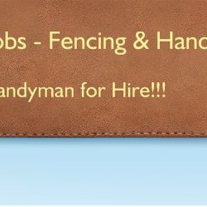 Odd Jobs - Fencing & Handyman Services Cover Photo