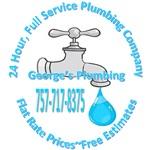 Georges Plumbing Logo