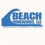 Beach Homeworks, Inc.  Logo