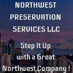 Northwest Preservation Services LLC Logo