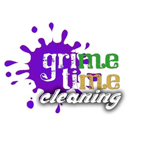 Grime Time Cleaning Logo
