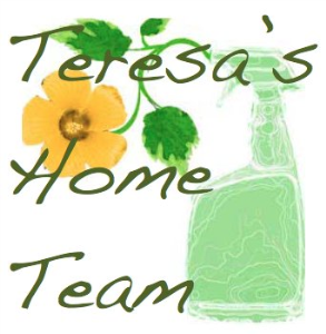 Teresa Cleaning Team Logo
