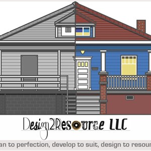 Design2Resource LLC Logo