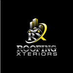 Roofing Xteriors Logo