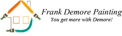 Frank Demore Painting Logo