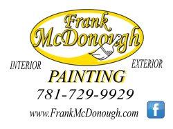 Frank Mc Donough Painting Logo