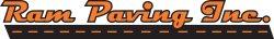 A Ram Paving Inc Logo