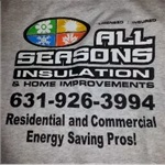 All Seasons Insulation Logo