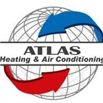 Atlas Heating & AIR Conditioning Logo