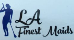 LA Finest Maids Logo