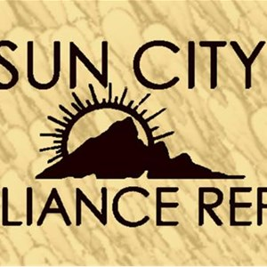 Sun City Appliance Repair Logo