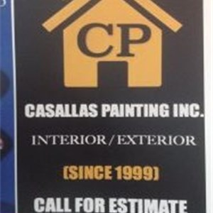 Casallas Painting Logo