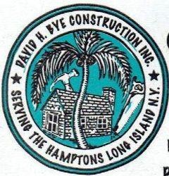 David H Bye Construction Logo