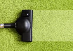 eco-pro cleaning services and carpet care Logo