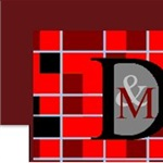 D & M Tile LLC Logo
