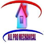 All Pro Mechanical Services LLC Logo