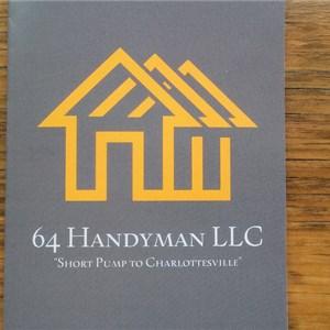 64 Handyman LLC Logo