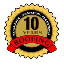 Five Star Roofing & Gutters Logo