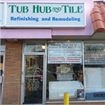 Tub Hub and Tile Logo