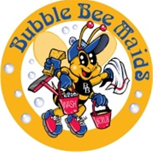 Bubble Bee Maids Logo