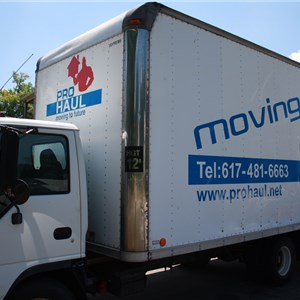Prohaul Moving & Storage Cover Photo