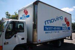 Prohaul Moving & Storage Logo