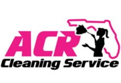 Acr Cleaning Service Logo
