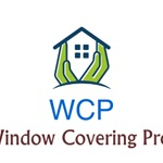 Vertical Window Blinds Company Logo