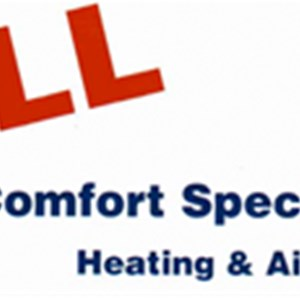 All Comfort Specialist Heat and Air Logo
