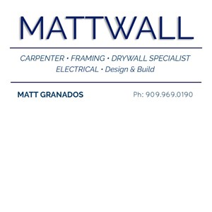 Mattwall Cover Photo
