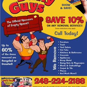 Burly Guys Junk Removal Cover Photo