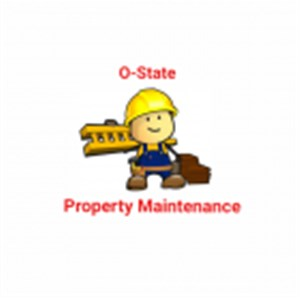 O-State Property Maintenance Logo