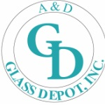 A&d Glass Depot, Inc Logo