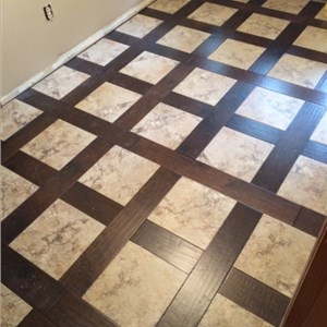 Alabama Custom Flooring & Design INC Logo
