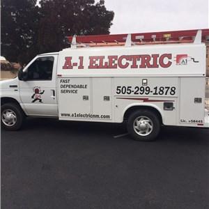 A-1 Electric Logo