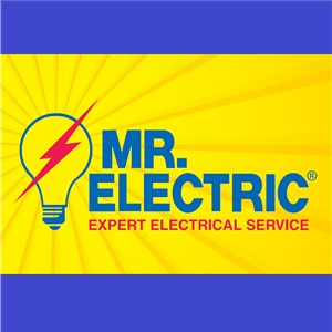 Mr. Electric of Fredericksburg Logo