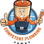 Competent Plumbing Inc - Water Heater Installation, Replacement & Repair Logo