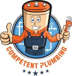 Competent Plumbing - Water Heater Installation & Repair Orange County Logo