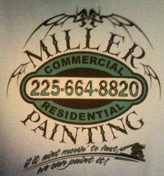 Miller Painting Logo