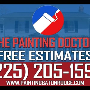 The Painting Doctor Logo